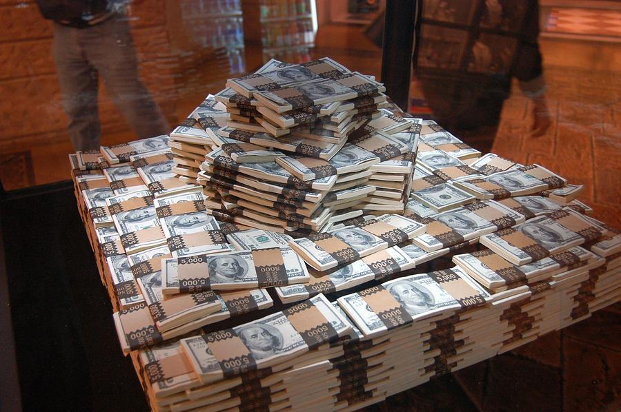 Tournoi de poker à 1 million de dollar de buy in