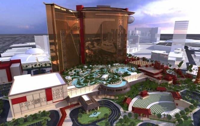 Le Resorts World Las Vegas est en retards